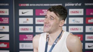 SPAR British Athletics Indoor Championships - Guy Learmonth