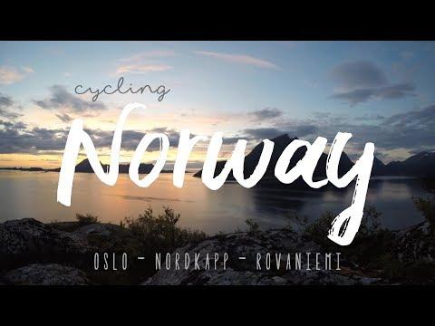 Cycling Norway - Oslo, Nordkapp, Rovaniemi