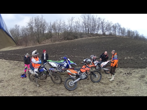Enduro weekend hungary 2017.02.18