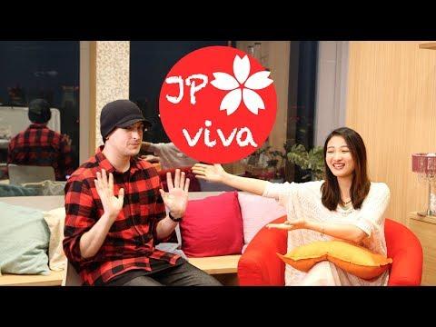 [JP viva] Phỏng vấn du học sinh Mỹ tại phòng thu YouTube ở Tokyo