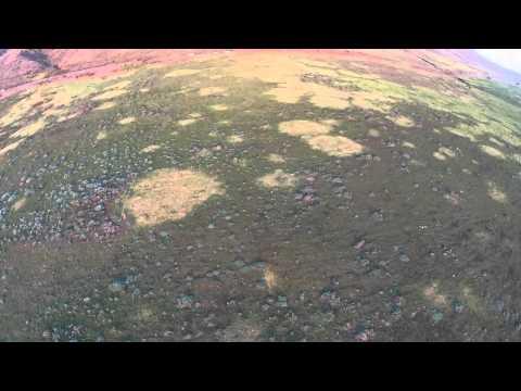 Droning Big Sur, California