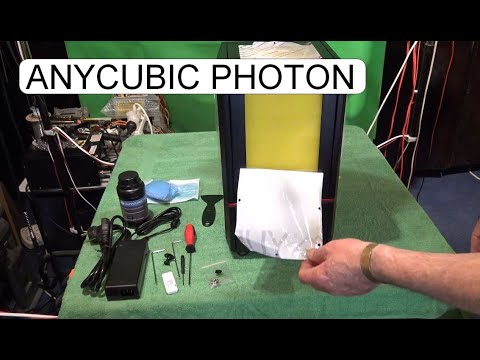 unboxing-anycubic-photon-3d-printer