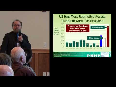 Economics of Single Payer Healthcare