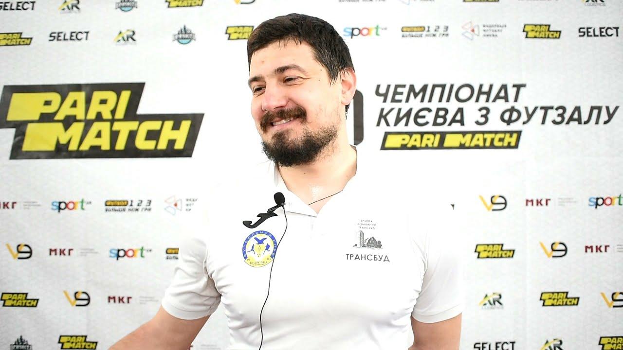 Інтерв'ю Негель Володимир | 2ТDK