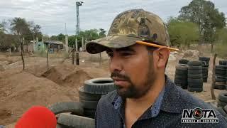 El 1er. Mexicano en hacer casas de llanta recicladas
