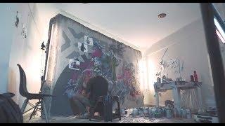 Tras bambalinas: creación del mural de True Damage | League of Legends