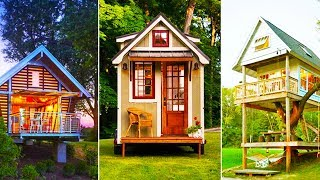 Best Tiny House Designs | Great American Tiny House Show 2018