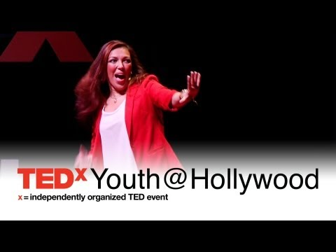 Moving into Happiness: Chris Linnares at TEDxYouth@Hollywood