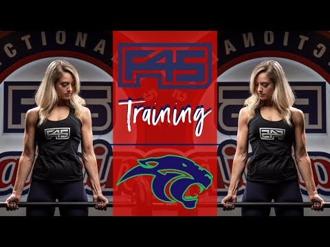 F45 TRAINING   Strength Workout   Panthers