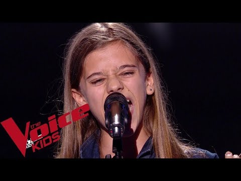 Metallica - Enter sandman | Gaétan | The Voice Kids France 2018 | Blind Audition
