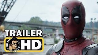 DEADPOOL (2016) Official Trailer #2 |FULL HD| Ryan Reynolds Marvel Movie