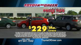 New Toyota Prices Greer, SC Toyota Of Greer