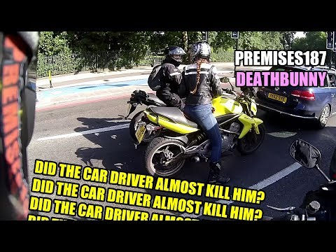 A London Biker Survivors Fund - Dual Vlog with DeathBunny