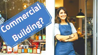 How can business owners purchase their own commercial building?
