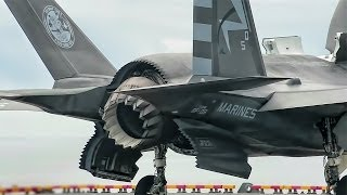 F-35 Joint Strike Fighter • One Cool Jet Plane