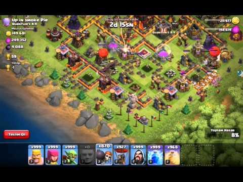 Isparta City company Clash of Clans