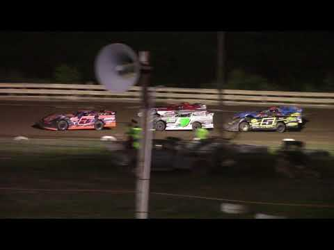 Hummingbird Speedway (7-13-19): Swanson Heavy Duty Truck Repair Semi-Late Model Feature