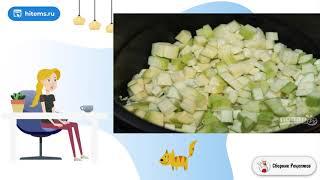 Овощное рагу с капустой в мультиварке Рецепт готовить
