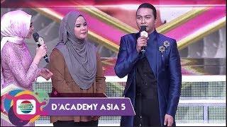 Ketangkap Basah!! Azmirul Pucat Gara-gara Zaskia Gotik - D'Academy Asia 5