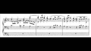 J.S. Bach - BWV 671 - Kyrie, Gott heiliger Geist