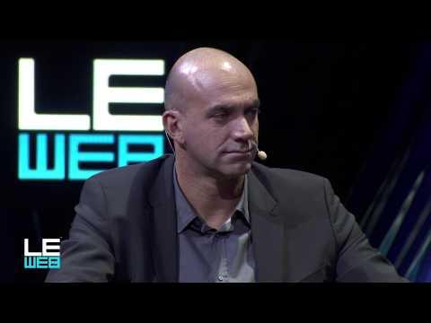 Tony Conrad & Kevin Rose - Silicon Valley Visionaries - LeWeb'14 Paris