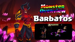 Barbatos Overview - Monster Legends