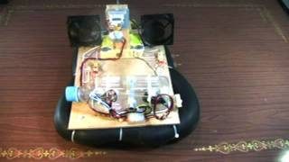 DIY:Engine RC Boat From Used Parts