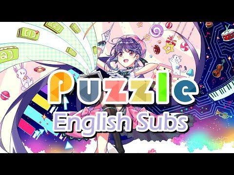 【泓 ft. Xin Hua】 puzzle (Official V4 demo)【English Subs】