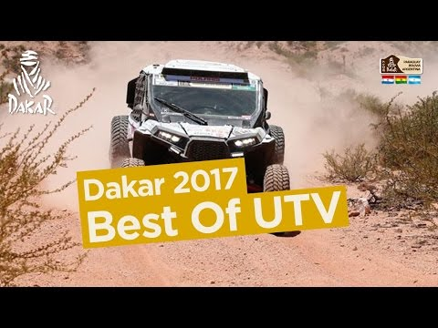 Dakar 2017 - best of UTV