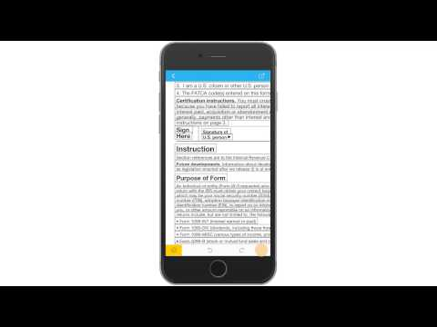 How to Edit PDF Text on iPhone