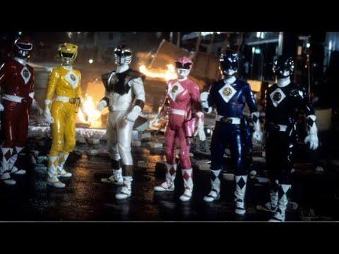 Download Power Rangers O filme completo dublado raridade