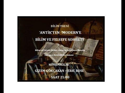 Antik ve Modern zamanlarda Bilim ve Felsefe Sohbetleri