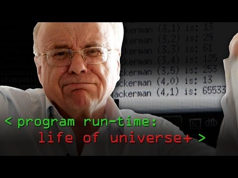 The Most Difficult Program to Compute? - Computerphile