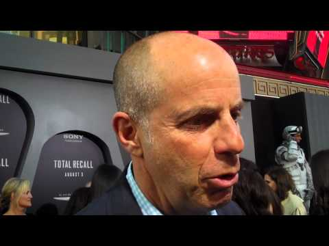 Neil H. Moritz Interview -- Total Recall Premiere