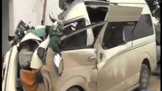 Actress Khushboo among eight injured in road mishap in Sahiwal