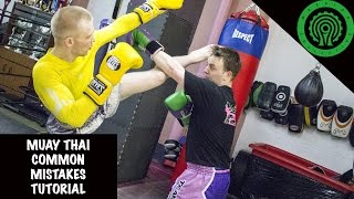 Muay Thai Common Mistakes Tutorial