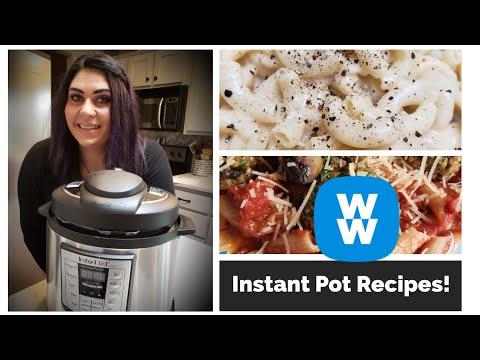 ww-instant-pot-series-|-mac-&-cheese-|-potato-soup-|-weight-watchers!!