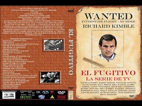 El Fugitivo 1x01 David Janssen (1963) Audio Latino ® Manuel Alejandro 2016.