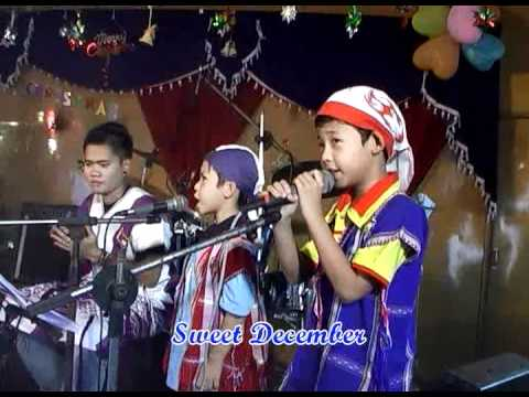 ွSgaw Karen song Treasure, sweet December