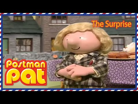 Postman Pat and the Surprise | Postman Pat Official | Full Episode