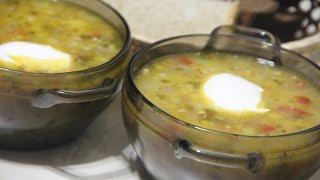 Гороховый суп ( Самый вкусный )
