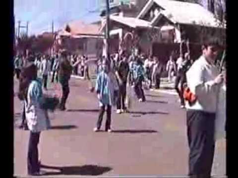 Desfile Umzug in