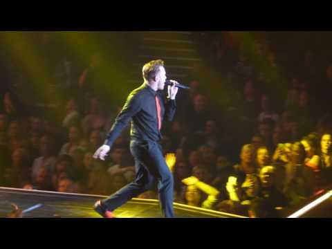 Olly Murs - Dance With Me Tonight, Manchester