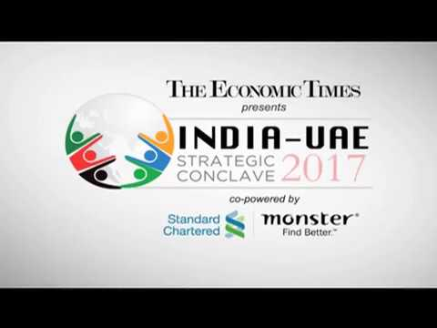 Promo - Telecast of India UAE Strategic Conclave on ET NOW