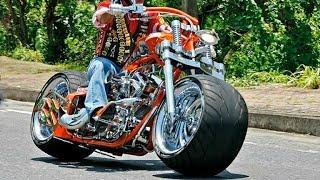 😲 Уникальные Мотоциклы Harley-Davidson 👏!