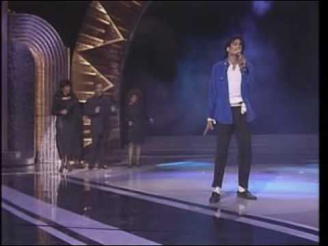 Michael Jackson LIVE - '89 Grammys - Man In the Mirror