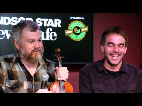 News Cafe: Alexander and Kenneth MacLeod