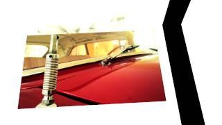 Harley Havana // Chevrolet Bel Air cabriolet de 1958 moteur 6 cylindres en ligne