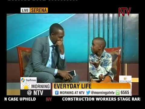 11 year old, Benjamin talks money, saving and investing