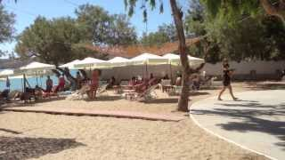 Krios beach camping PAROS